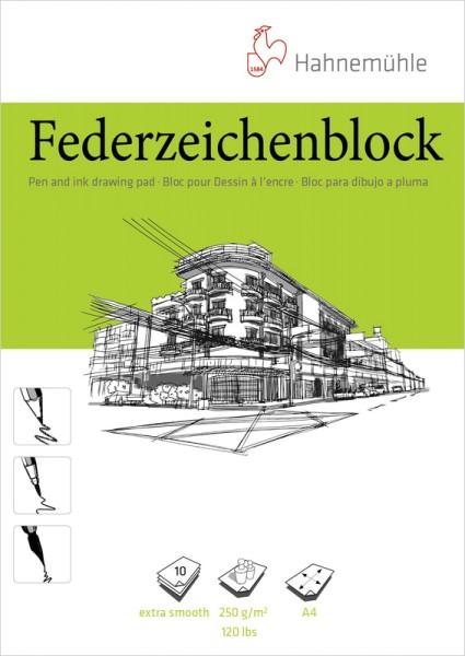 Hahnemühle | Skizzenpapiere | Federzeichenblock