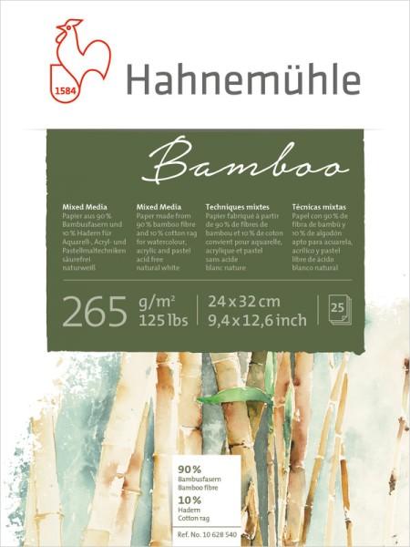 Hahnemühle | Akademie Aquarellkarton | Bamboo | Mixed Media