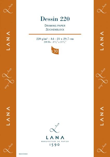 Hahnemühle | Lana Künstlerpapiere | Dessin | 220 g/m²