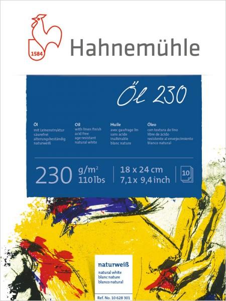 Hahnemühle | Öl & Acrylmalkartons | Öl 230