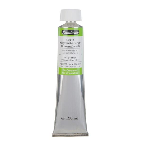 Schmincke | Ölgrundierung / Untermalweiß | 120 ml