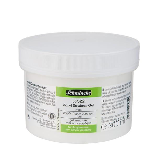 Schmincke | Acryl Struktur - Gel | matt