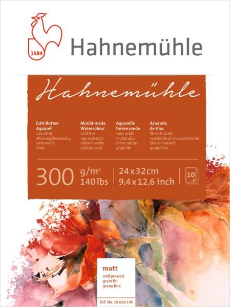 Hahnemühle | Echt - Bütten Aquarellkarton | 300 g/m² | matt