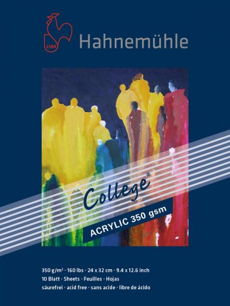 Hahnemühle | Öl & Acrylmalkartons | College