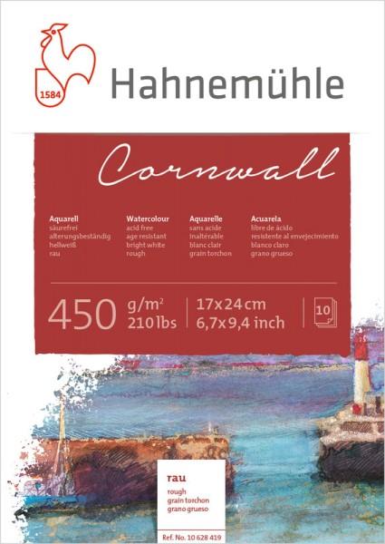 Hahnemühle | Akademie Aquarellkarton | Cornwall | rau
