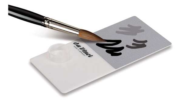 da Vinci Test - Set für Pinsel | Verkaufshilfe für Künstlerpinsel | Serie 90220