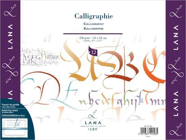 Hahnemühle | Lana Künstlerpapiere | Calligraphie