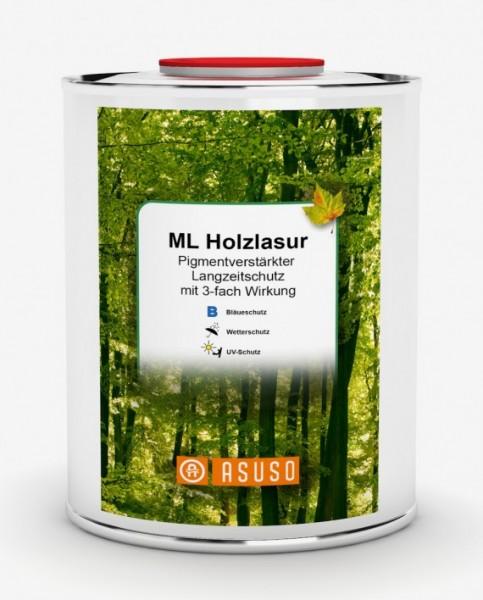 Asuso ML Holzlasur | Langzeitschutz
