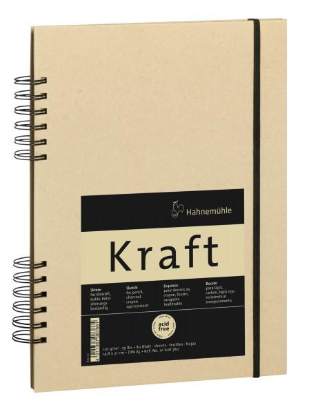 Hahnemühle | Skizzenbücher | Kraftpapier Skizzenbuch