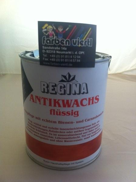 Regina Antikwachs | Bienenwachs - Holzpflege | flüssig