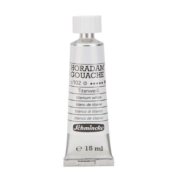 Schmincke | Künstlerfarben | Horadam® Gouache | Sorte 12 | 15 ml und 60 ml Tube