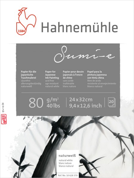 Hahnemühle | Akademie Aquarellkarton | Sumi-e