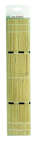 da Vinci Bambusmatte mit Gummizughalterung | Serie 4019