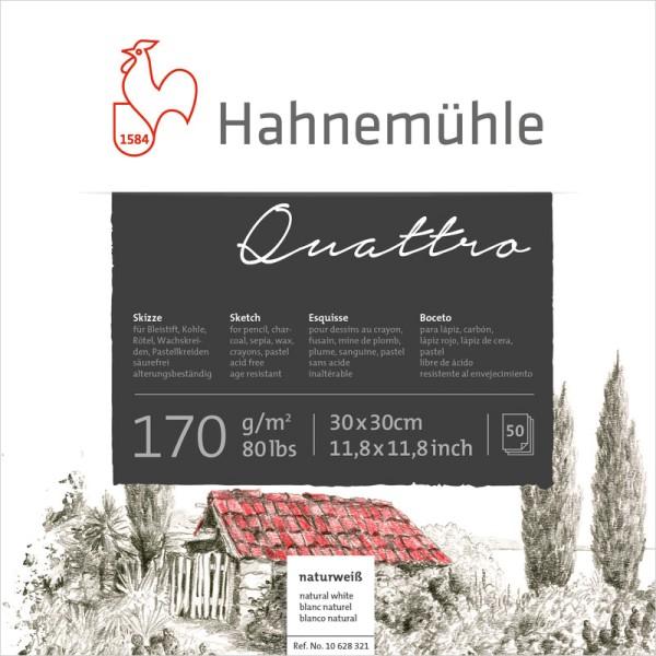 Hahnemühle | Skizzenpapiere | Quattro
