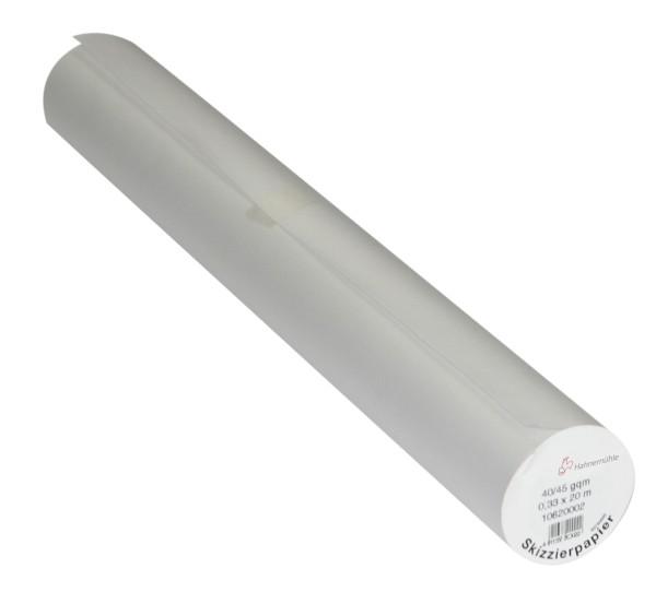 Hahnemühle | Technische Zeichenpapiere | Transparente Skizzierpapiere | 24/25 g/m²