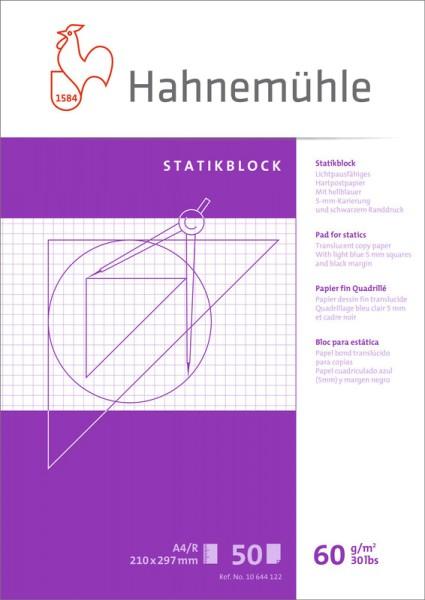 Hahnemühle | Technische Zeichenpapiere | Statikpapier
