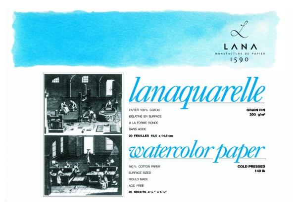 Hahnemühle | Lana Künstlerpapiere | Lanaquarelle | matt