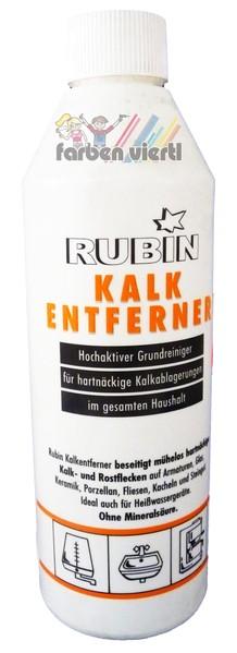 Rubin Kalkentferner | flüssig