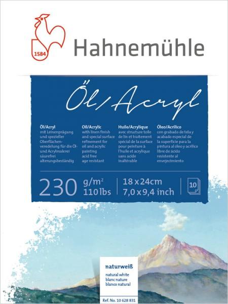 Hahnemühle | Öl & Acrylmalkartons | Öl / Acryl
