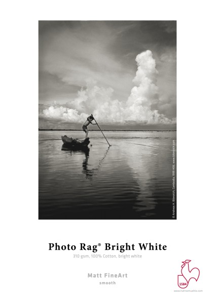Hahnemühle | Digital FineArt Collection | Photo Rag | Bright White
