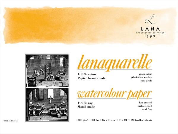 Hahnemühle | Lana Künstlerpapiere | Lanaquarelle | satiniert