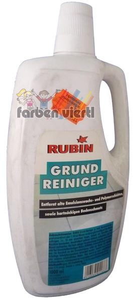 Rubin Grundreiniger | Bodenpflege