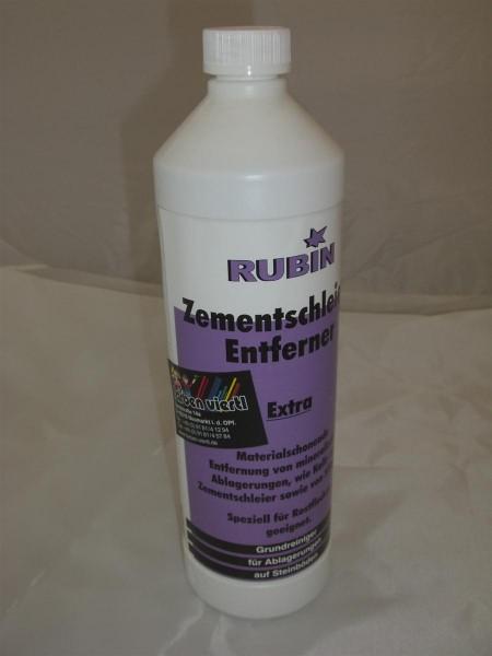 Rubin Zementschleier - Entferner   flüssig