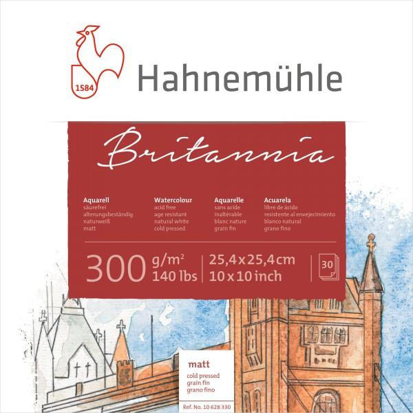 Hahnemühle | Akademie Aquarellkarton | Britannia Quattro