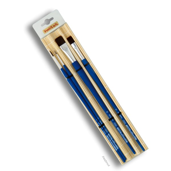 da Vinci FORTE - ACRYLICS-SET | in Bambusmatte (4019) | Serie 5325