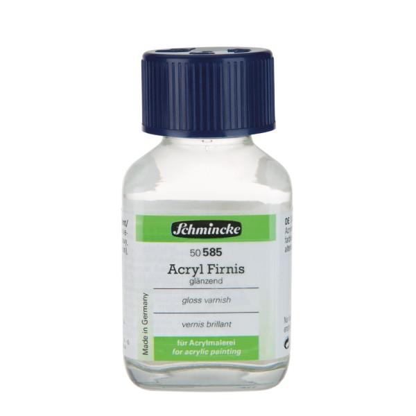 Schmincke   Acryl - Firnis   glänzend