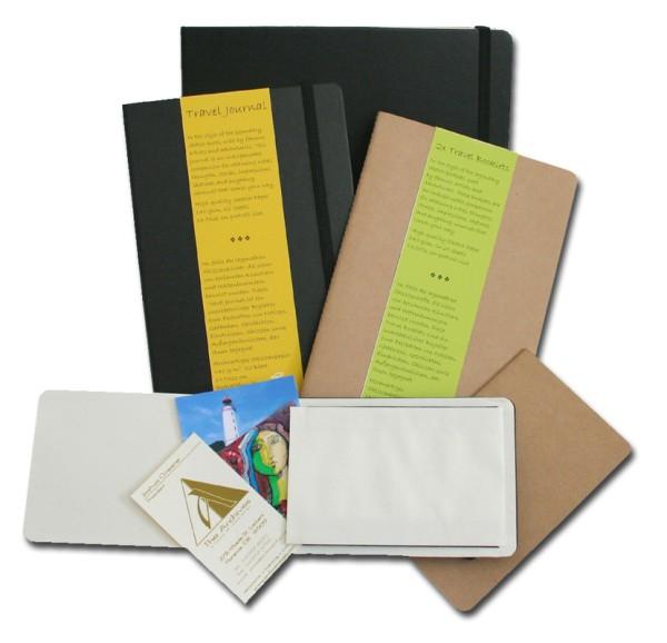 Hahnemühle | Skizzenbücher | Travel Journals
