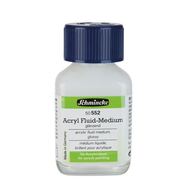 Schmincke | Acryl Fluid - Medium | glänzend