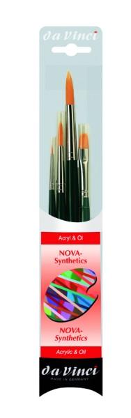 da Vinci NOVA - Synthetik | Malpinselset | Serie 4226