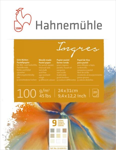 Hahnemühle | Pastellpapiere | Echt-Bütten Ingrespapier