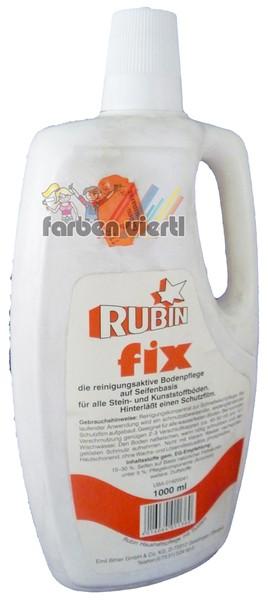 Rubin Fix | Seifenreinger | Bodenpflege
