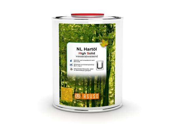Asuso NL Hartöl | High Solid | farblos
