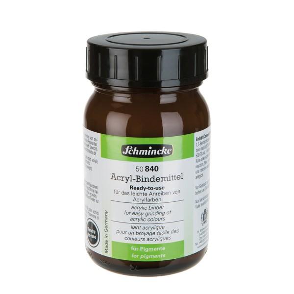 Schmincke | Acryl - Bindemittel | Ready-to-use